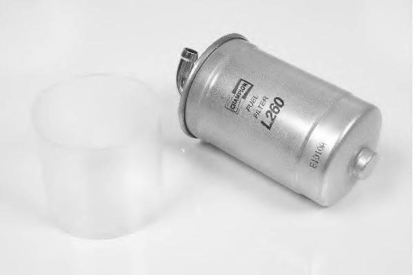 CHAMPION L260606 Топливный фильтр