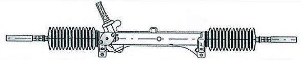 SERCORE 14244 Рулевой механизм