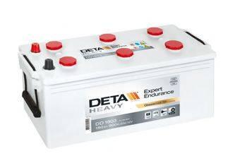 DETA DD1803 Стартерная аккумуляторная батарея; Стартерная аккумуляторная батарея