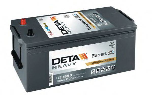 DETA DE1853 Стартерная аккумуляторная батарея; Стартерная аккумуляторная батарея