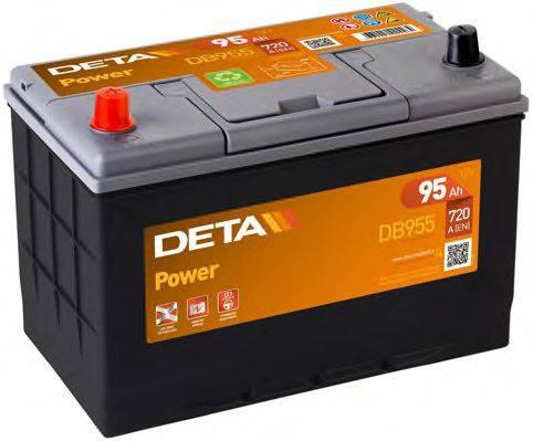 DETA DB955 Стартерная аккумуляторная батарея; Стартерная аккумуляторная батарея