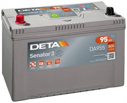 DETA DA955 Стартерная аккумуляторная батарея; Стартерная аккумуляторная батарея