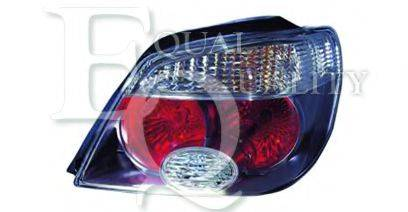 EQUAL QUALITY GP0951 Задние фонари