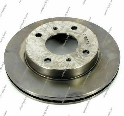 NPS N330N27 Тормозной диск