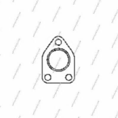 NPS H433I00 Уплотнительное кольцо, труба выхлопного газа