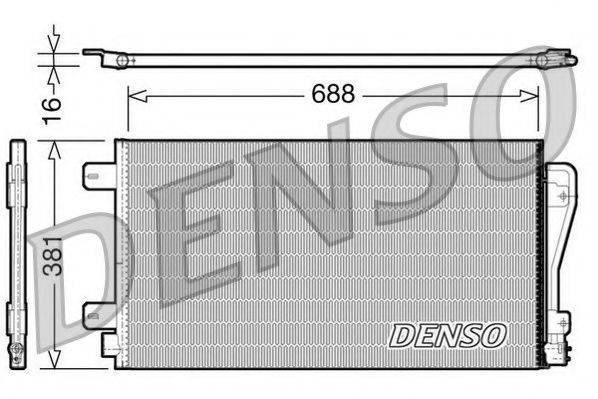 NPS DCN23014 Конденсатор, кондиционер