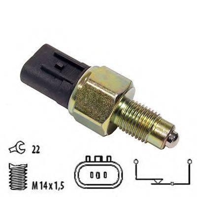 FISPA 3234205 Выключатель, фара заднего хода