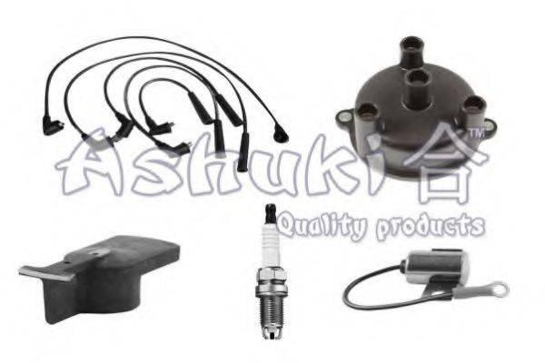 ASHUKI C78125 Комплект проводов зажигания