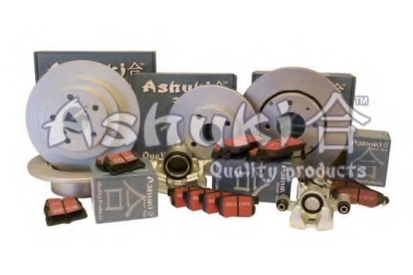 ASHUKI C81080 Трос, стояночная тормозная система