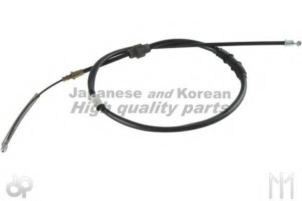 ASHUKI HRK12654 Трос, стояночная тормозная система