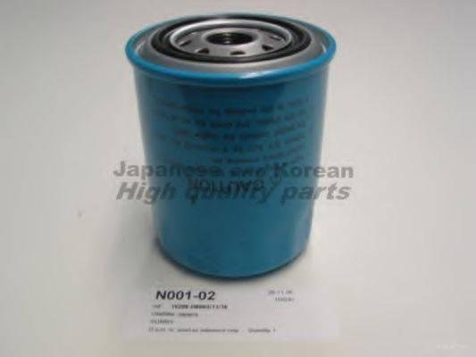 ASHUKI N00102 Масляный фильтр