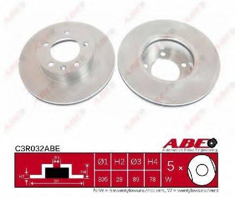 ABE C3R032ABE Тормозной диск