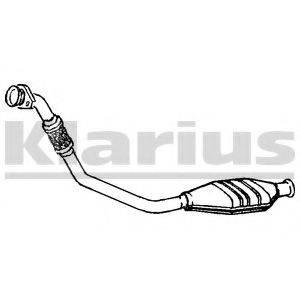KLARIUS 321355 Катализатор
