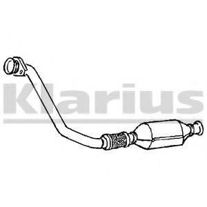 KLARIUS 321357 Катализатор