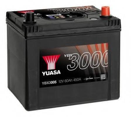 YUASA YBX3005 Стартерная аккумуляторная батарея