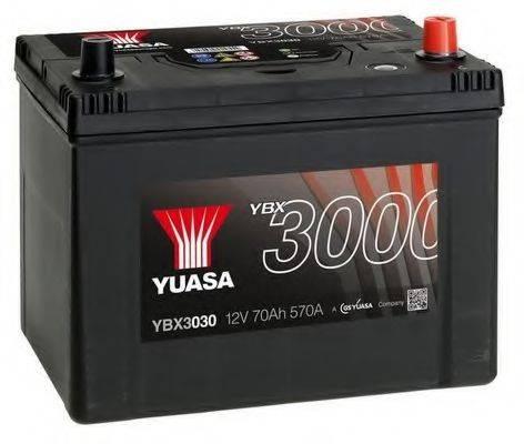 YUASA YBX3030 Стартерная аккумуляторная батарея