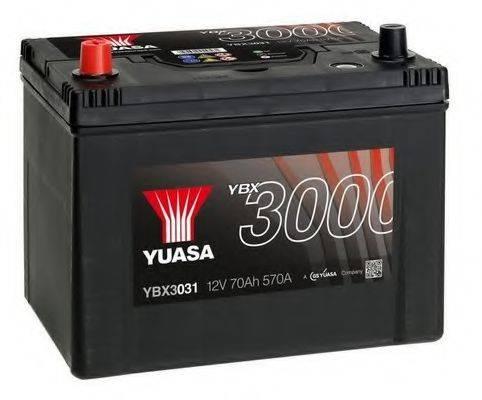 YUASA YBX3031 Стартерная аккумуляторная батарея