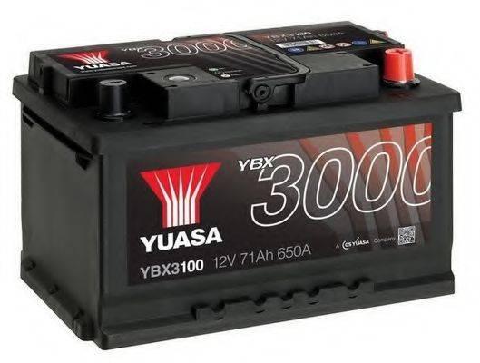YUASA YBX3100 Стартерная аккумуляторная батарея
