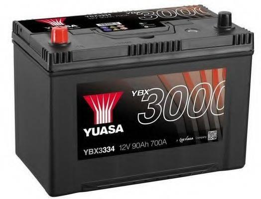 YUASA YBX3334 Стартерная аккумуляторная батарея