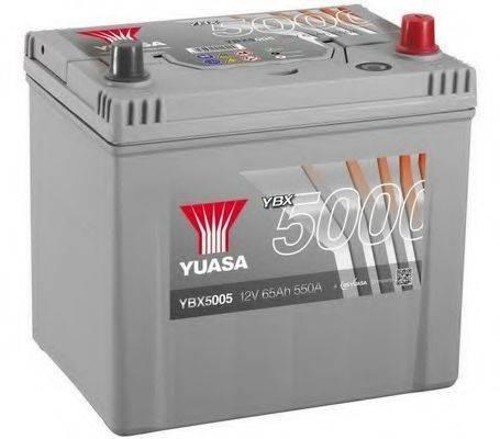 YUASA YBX5005 Стартерная аккумуляторная батарея