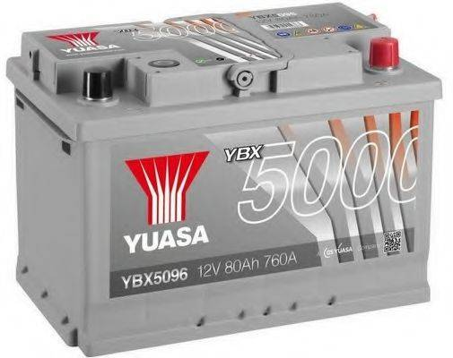 YUASA YBX5096 Стартерная аккумуляторная батарея