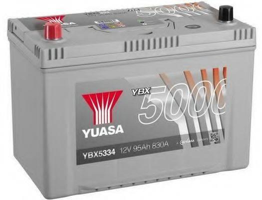 YUASA YBX5334 Стартерная аккумуляторная батарея