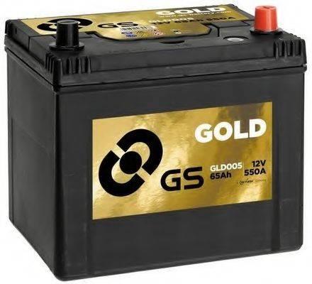 GS GLD005 Стартерная аккумуляторная батарея