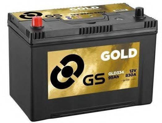 GS GLD334 Стартерная аккумуляторная батарея