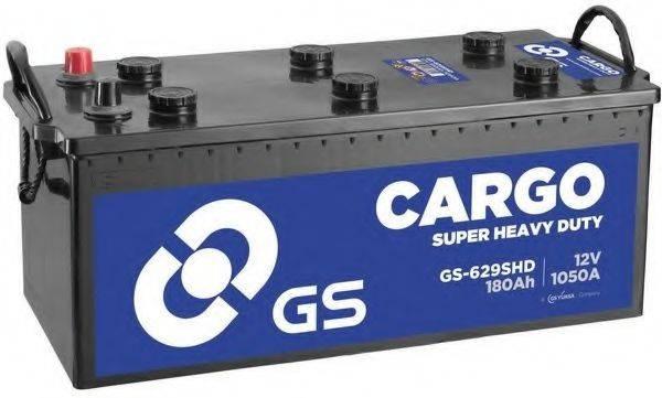 GS GS629SHD Стартерная аккумуляторная батарея