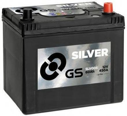 GS SLV005 Стартерная аккумуляторная батарея