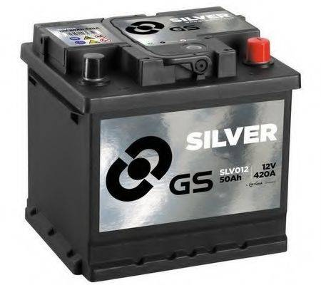 GS SLV012 Стартерная аккумуляторная батарея