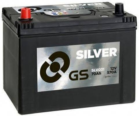 GS SLV031 Стартерная аккумуляторная батарея