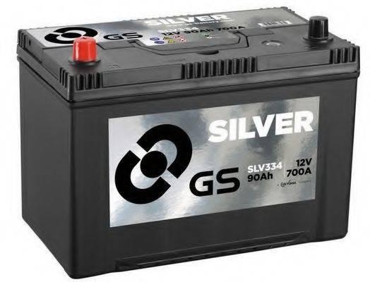 GS SLV334 Стартерная аккумуляторная батарея
