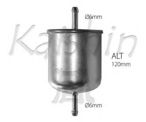 KAISHIN FC1039 Топливный фильтр