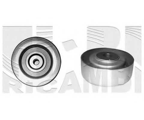 KM INTERNATIONAL FI13870 Натяжной ролик, поликлиновой  ремень