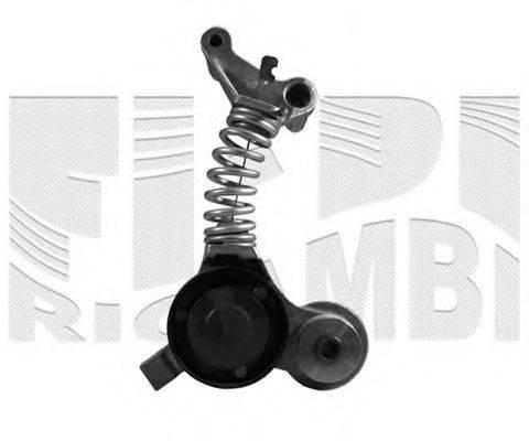 KM INTERNATIONAL FI15740 Натяжитель ремня, клиновой зубча
