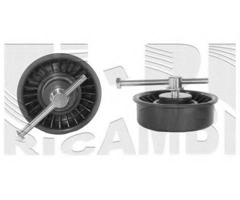 KM INTERNATIONAL FI7180 Натяжитель ремня, клиновой зубча