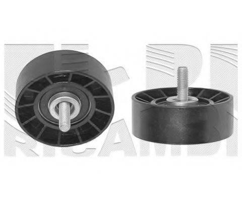 KM INTERNATIONAL FI8050 Натяжной ролик, поликлиновой  ремень