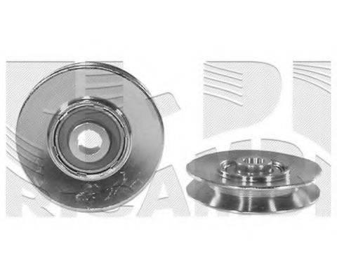 AUTOTEAM A04336 Натяжной ролик, поликлиновой  ремень