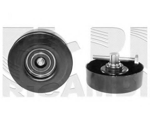 AUTOTEAM A04412 Натяжной ролик, поликлиновой  ремень