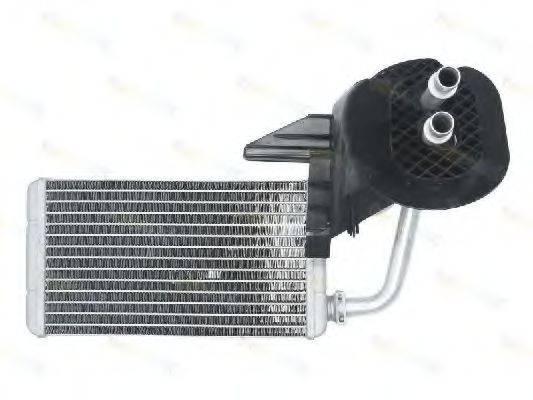 THERMOTEC D6R014TT Теплообменник, отопление салона