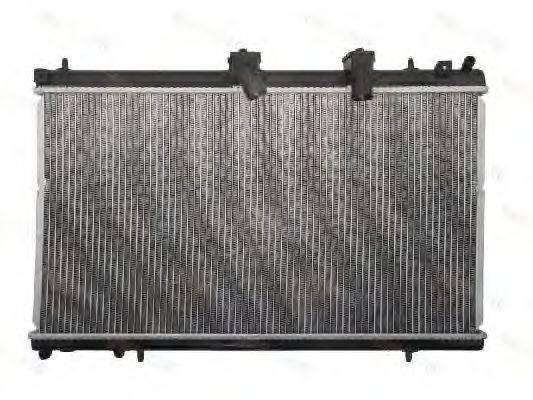 THERMOTEC D7C005TT Радиатор, охлаждение двигателя