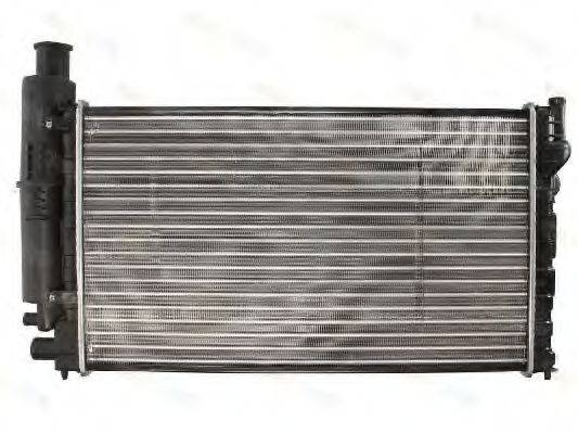 THERMOTEC D7P048TT Радиатор, охлаждение двигателя