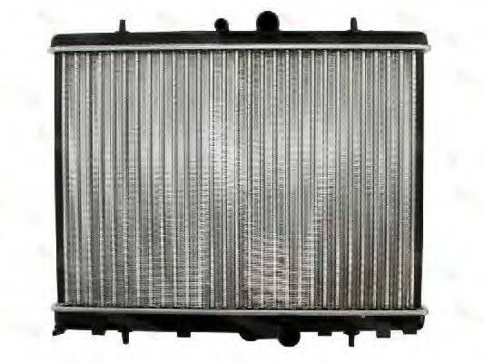THERMOTEC D7P058TT Радиатор, охлаждение двигателя