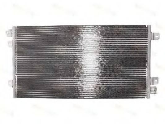 THERMOTEC KTT110116 Конденсатор, кондиционер