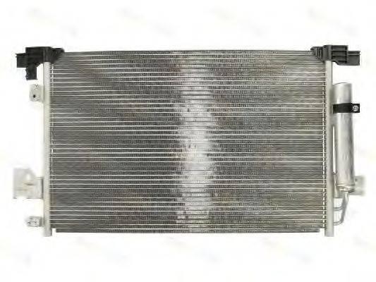 THERMOTEC KTT110239 Конденсатор, кондиционер
