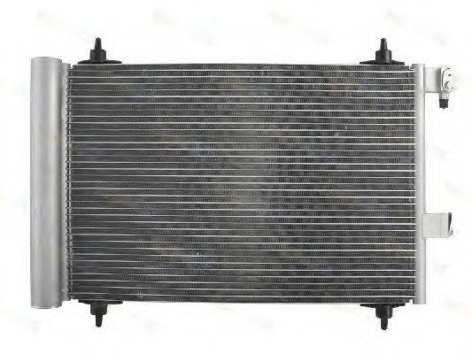 THERMOTEC KTT110324 Конденсатор, кондиционер