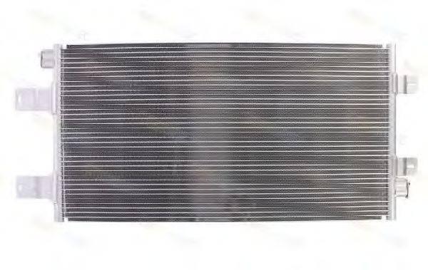 THERMOTEC KTT110413 Конденсатор, кондиционер