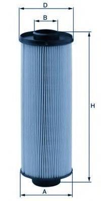 UNICO FILTER EFP7229X Топливный фильтр