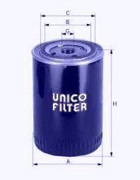 UNICO FILTER LI7898 Масляный фильтр